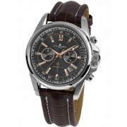 Ceas barbati Jacques Lemans 1-1117-1WN Liverpool Chrono 44mm 10ATM