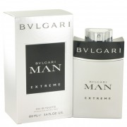 Bvlgari Man Extreme Eau De Toilette Spray 3.4 oz / 100.55 mL Fragrance 501033