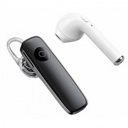 GO SHOPS K1 Bluetooth Headset V4.1 with i7 Single Mini Bluetooth Headset with Wireless Stereo for All Android/iOS Device
