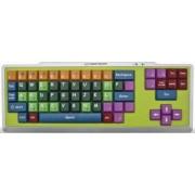 Tastatura educationala Esperanza EK121 Verde