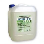 ДЕГРИЗОЛ KF 30 - 10 кг. - Киселинен високопенлив препарат за почистване и обезмасляване в хранително-вкусовата промишленост