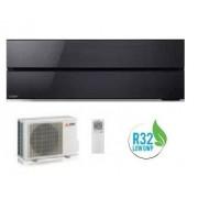 Mitsubishi Electric Kirigamine Style Onyx Black Msz-Ln35vgb/muz-Ln35vg 12000 Btu Wi-Fi A+++/a+++ - Gas R-32