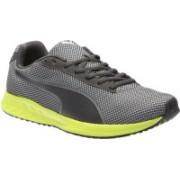 Puma Burst Mesh Running Shoes For Men(Grey)