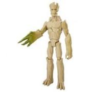 Figurina Marvel Guardians Of The Galaxy Titan Deluxe Growing Groot