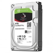Hard Drive Seagate IronWolf PRO HDD 3.5'' 8TB 7200 RPM SATA III 6Gb/s 256MB   ST8000NE0004