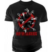 Tricou - The Walking Dead - No Walkers