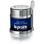 La Prairie Skin Caviar Collection crema reafirmante para contorno de ojos antibolsas y antiojeras 20 ml