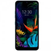 Смартфон LG K50, 6.26 инча HD+ FullVision (1520x720), Dual SIM, Mediatek MT6762 Helio P22, 3GB RAM, 32GB, 4G LTE, LMX520EMW