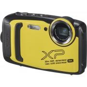 Fuji Digital Camera Finepix XP140 16.4 Megapixel Yellow