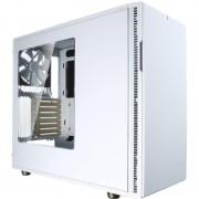 Carcasa Define R5 White & Gold Window, MiddleTower, Fara sursa, Alb/Auriu
