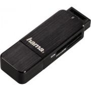 Card reader hama USB 3.0SD/microSD (123901)