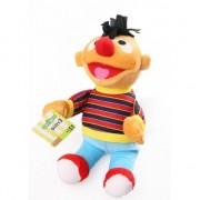Sesamstraat Pluche Sesamstraat knuffel Ernie 28 cm