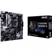 Asus Základní deska Asus PRIME B550M-A Socket AMD AM4 Tvarový faktor Micro-ATX Čipová sada základní desky AMD® B550