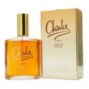 CHARLIE GOLD EAU DE FRAICHE By Revlon Dama Eau De Toilette EDT 100ml