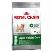 2x8kg Royal Canin Mini Light Weight Care