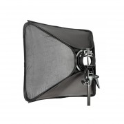 Softbox Handy 80 X 80 Cm Con Bracket S-Type Godox