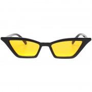 ComeGetFashion Sunnies Black And Yellow Ninja - Zonnebrillen