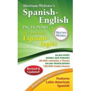 Merriam-Webster's Spanish-English Dictionary, Paperback/Merriam-Webster