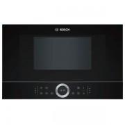Cuptor cu microunde BFL634GB1, 900 W, 21 litri, Negru