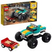 Lego Creator 3en1 31101 Camioneta Monstruo (163 piezas)