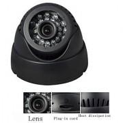 CCTV camera DOME 24 IR Night Vision CCTV Camera DVR with Memory Card Slot