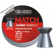Śrut JSB Diabolo JUMBO MATCH 5,5mm