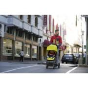 Sola city kinderwagen - buggy - 2 kleuren en gratis reiswieg zwart
