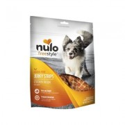Nulo Freestyle Grain-Free Chicken Recipe With Apples Jerky Dog Treats, 5-oz bag