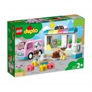 Brutarie LEGO 10928