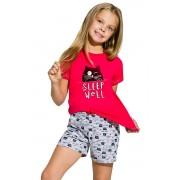 Pijama Hana zmeură 98