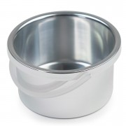 Recipient Incalzit Ceara tip Cuva pentru PRO Wax, 500 ml