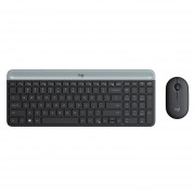 Kit Teclado Mouse LOGITECH MK470 Wireless 920-009266