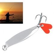 Futaba 10g Fishing Spoon Lure Fresh Salt Treble Hook Crankbait