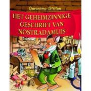 Geronimo Stilton 4 - Het geheimzinnige geschrift van Nostradamuis