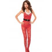 Catsuit Fiery Red