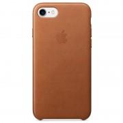 Capa em Pele Apple MQH72ZM/A para iPhone 7 / iPhone 8 - Castanho