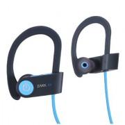 Zakk Air In-Ear Bluetooth Earphone with Mic (Blue)/Bluetooth headset/Wireless headphones