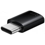Adaptor Samsung EE-GN930BBEGWW Tip-C - MicroUSB, Bulk (Negru)