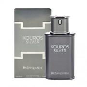 Yves Saint Laurent Kouros Silver 50Ml Per Uomo (Eau De Toilette)