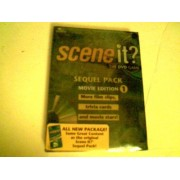 Scene It? The DVD Game - Sequel Pack - Movie Edition 1