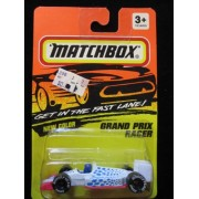 Grand Prix Racer Matchbox Super Fast Series #74