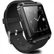 U8 Bluetooth Smart Watch Wrist Phone Touch Screen for Smartphone Black
