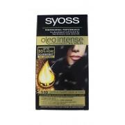Syoss Oleo Intense Haarverf 1-10 Intensief Zwart