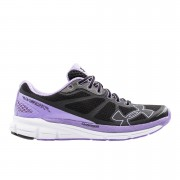 Under Armour Women's Charged Bandit Running Shoes - Black/White - US 5/UK 2.5 - Black/White