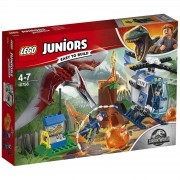 Lego Juniors Jurassic World: Huida del Pteranodon (10756)