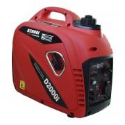 Generatore Inverter 2000 W Potenza Continua 1600 W Motore Ohv 4 Tempi