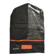 PRAHAN INTERNATIONAL Men's Coat Blazar Cover Garment Bag Suit cover PIS-1978014(Black)