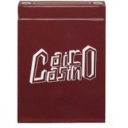 Parksons Cairo Casino - Pure Plastic Poker Playing Cards for Poker games / party