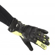 IXS Handskar IXS Glasgow Svart-Gul