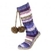 Tinker Homesocks (fioletowe, dark purple) - skarpetki domowe